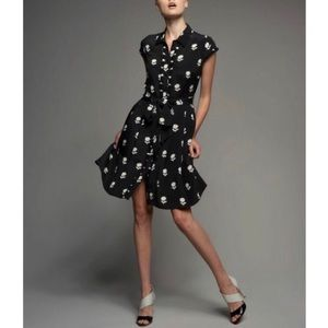 Kate Spade Calista Floral Shirt Dress